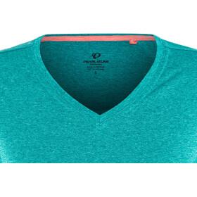 PEARL iZUMi Performance Camiseta Mujer, teal
